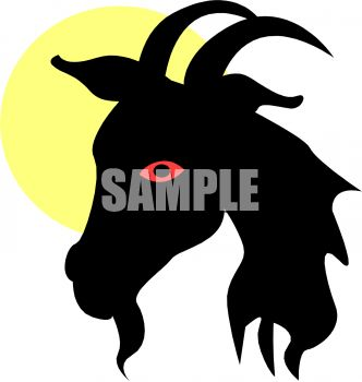 Billy Goat clipart stencil Svg Download drawings svg svg
