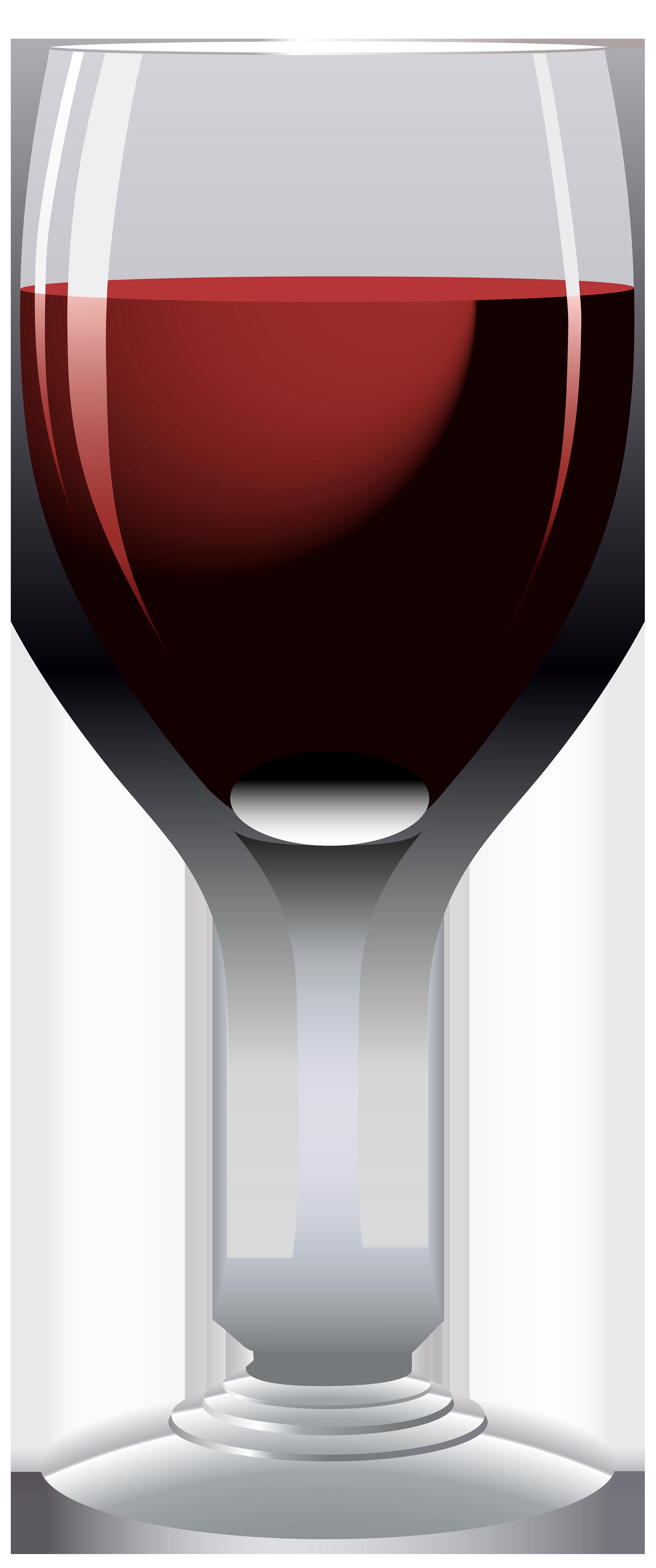 Goblet clipart wine glass #7