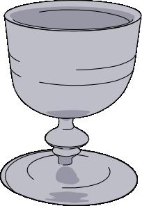 Goblet clipart wine glass #10