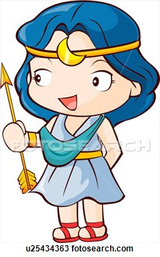 Goddess clipart Clipart Goddess Mythology Greek Mythology