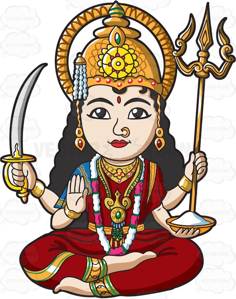 Gods clipart parvati Parvati The and Hindu Goddesses