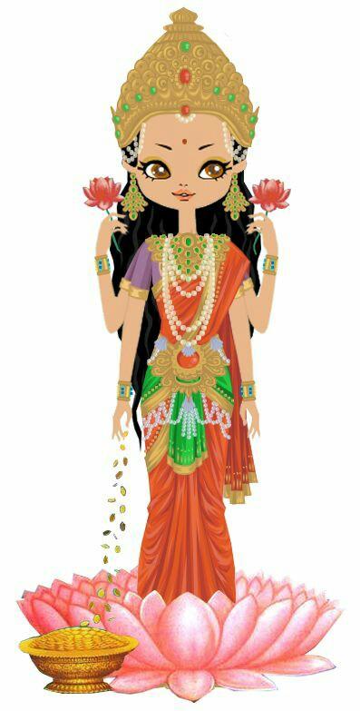 Goddess clipart cartoon MUNDO Cartoon i socials