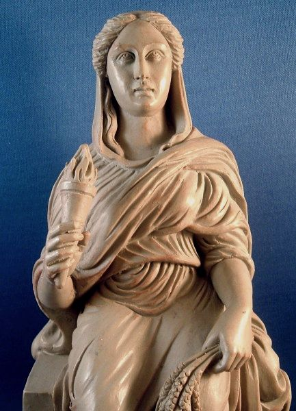 Goddess clipart ceres Of  Determination Demeter: Broom