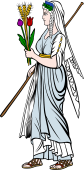 Goddess clipart demeter Your and for or Family
