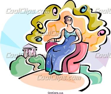 Gods clipart goddess 390; File Greek Gods Views