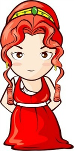 Gods clipart hera Greek goddess goddesses Interesting First