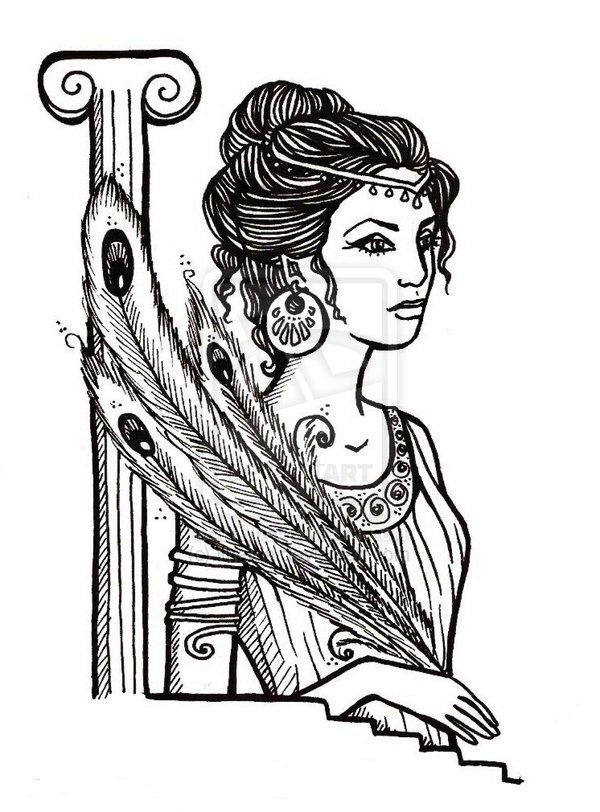 Mythology clipart hera Hera Hera Gládio Hera Image