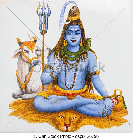 Goddess clipart hindu god God of of of Shiva