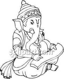 Gods clipart hinduism God and Hindu Black God