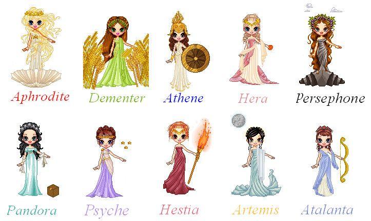 Goddess clipart juno greek Perfect roman greek by Women