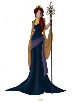 Goddess clipart juno greek On daughtergothel JadeAriel Mythology Apollo