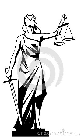 Goddess clipart lady justice  of Photos Clipart of