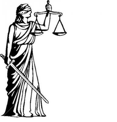 Goddess clipart lady justice  of clipart Clipart of