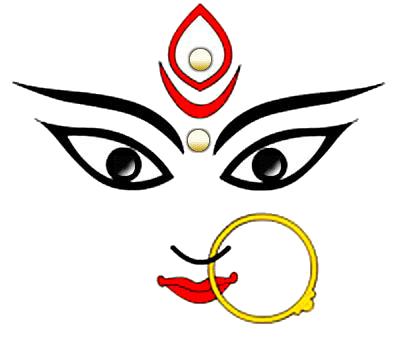 Gods clipart maa Maa Durga images Transparent PNG