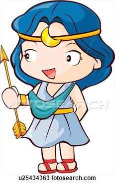 Goddess clipart myth Free Clipart Myth Panda Images