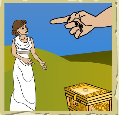 Goddess clipart pandora Pandora's  story