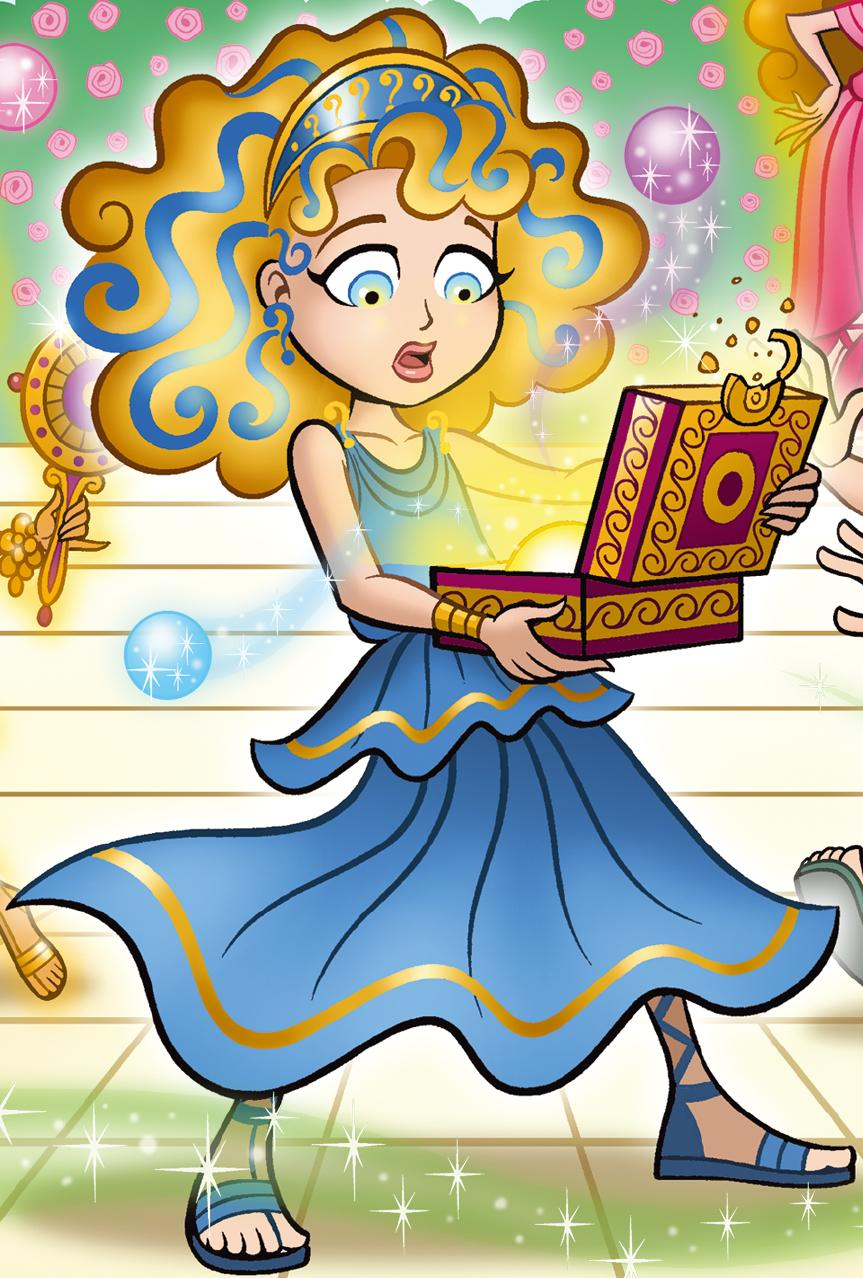 Goddess clipart pandora Girls by Pandora Wikia