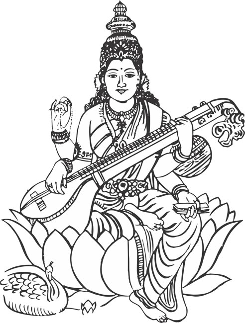 Gods clipart maa Devi Clip Art Download Clipart