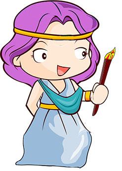 Greece clipart goddess Facts Greek Greek Kids Hestia