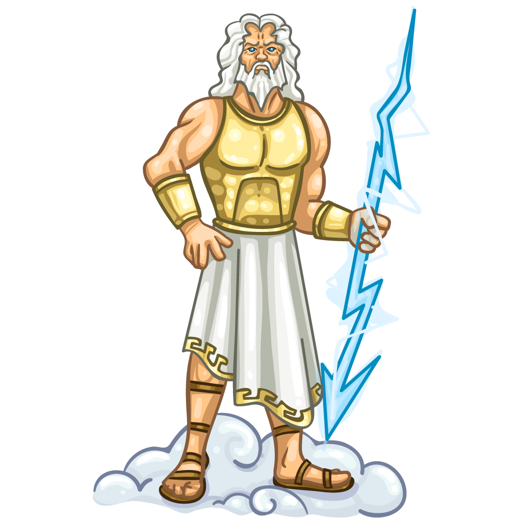 Goddess clipart zeus greek god On HD Name Emaze Clipart