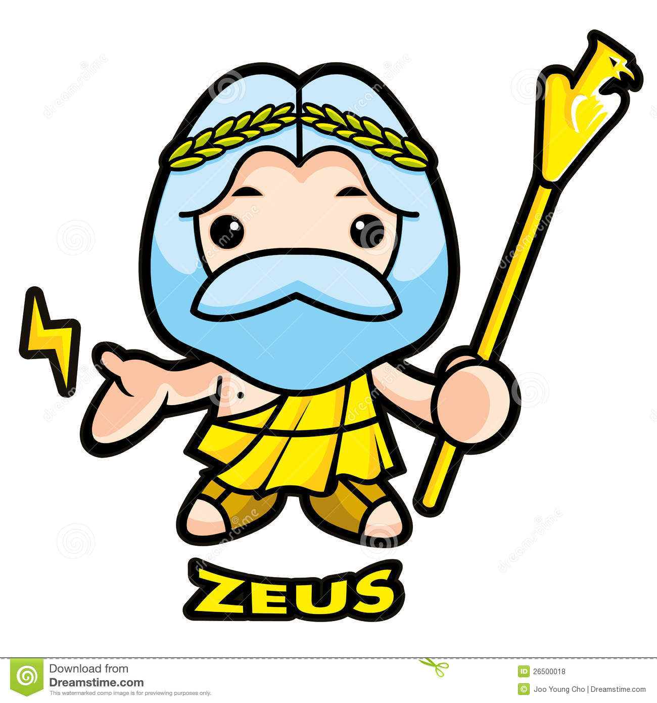 Goddess clipart zeus greek god On Pin  more The