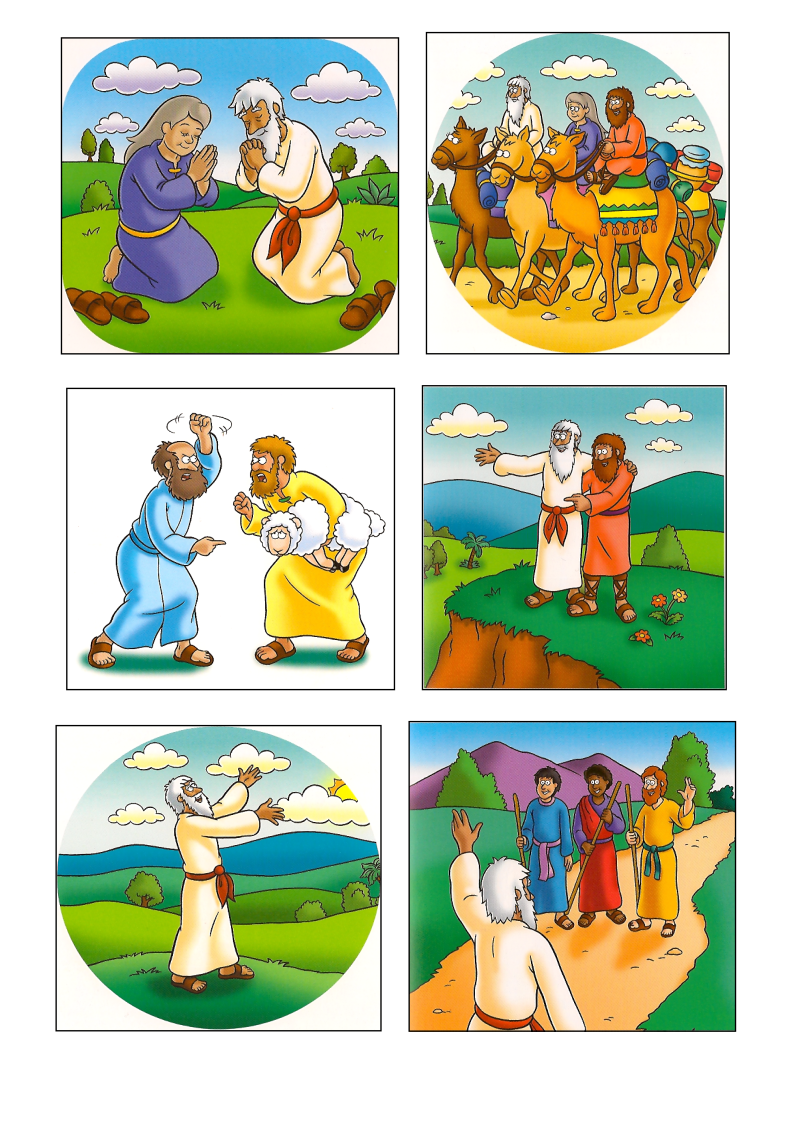 Gods clipart abraham God's Youth to lesson(Eng)_005 Abraham