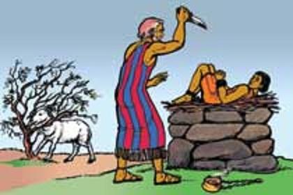 Gods clipart abraham Of Provide abraham God Promise