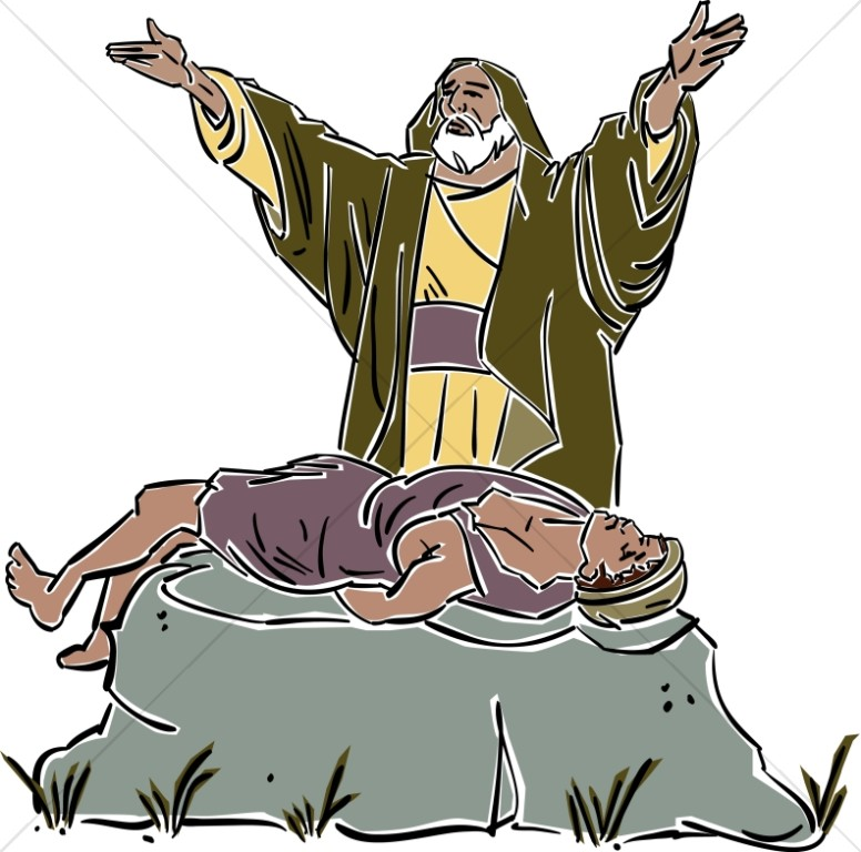 Heaven clipart father abraham Abraham From Was Who Bible?
