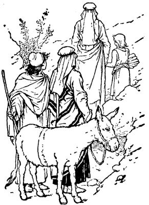 Gods clipart abraham Did that the the Isaac