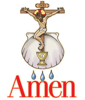 Gods clipart amen Things God Amen The of