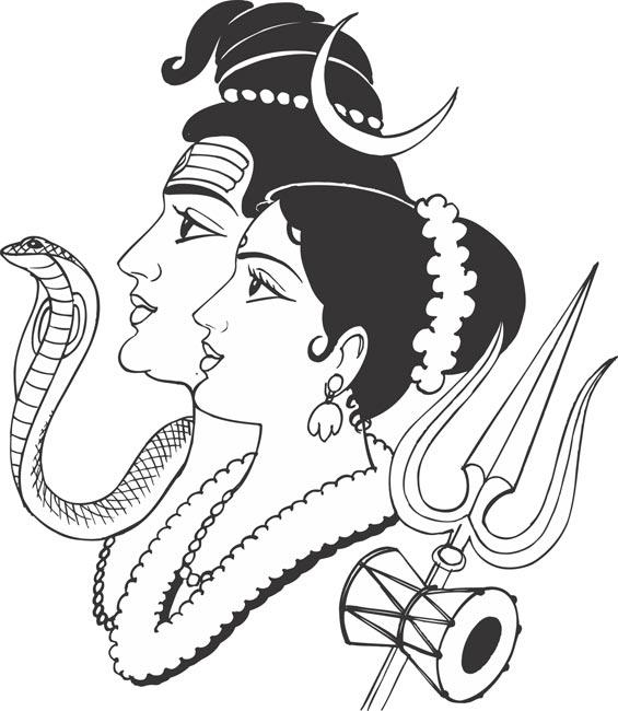 Gods clipart black and white Art God Clipart on Clipart