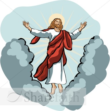 Gods clipart christianity Ascension Clipart Clipart  Jesus
