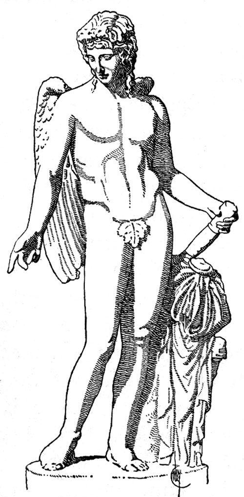 Gods clipart cupid Love Gods Eros God bidding