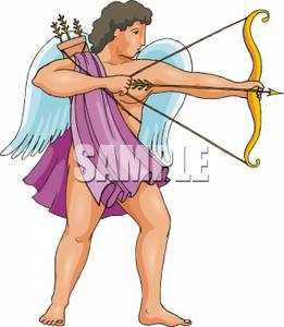 Gods clipart cupid Free a a With Royalty