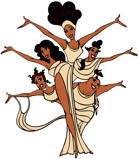 Gods clipart dance Melpomene Gods Galore Disney Terpsichore