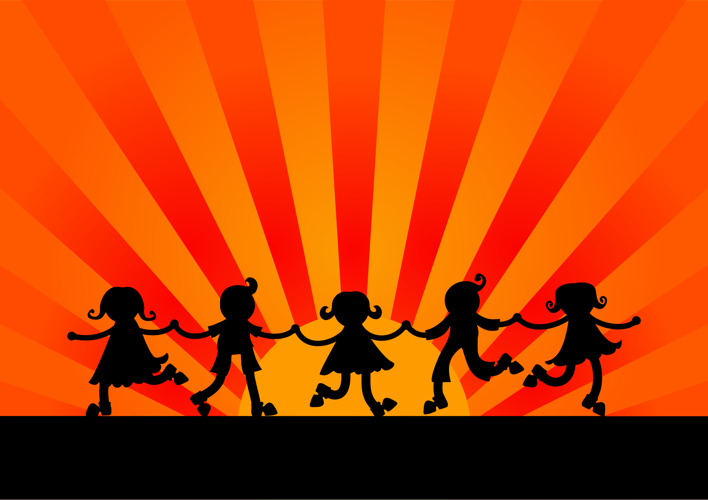 Gods clipart dance Children clipart Clipart Dancing children