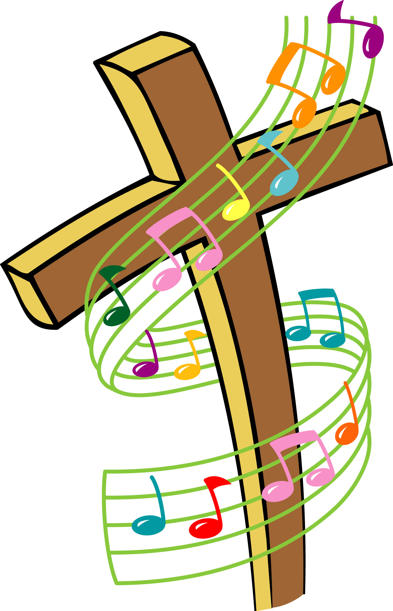 Singer clipart worship god Are at Clip Art Praise