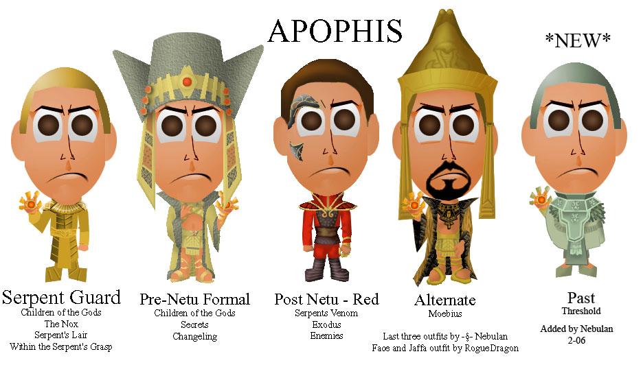 Gods clipart formal Clipart Art Clip Apophis –