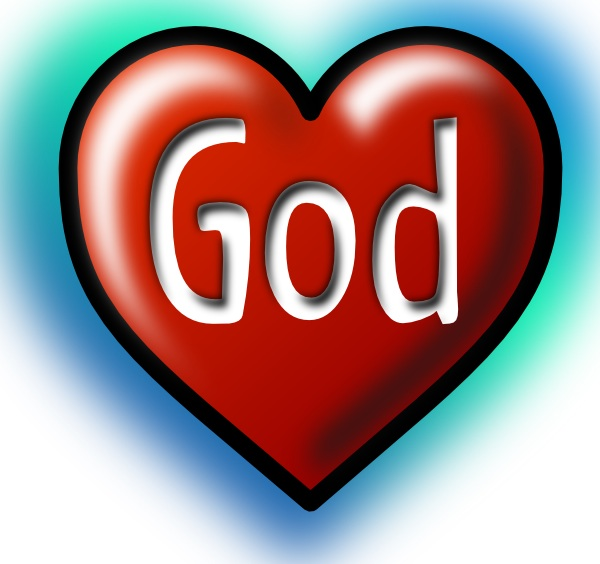 Gods clipart formal – HEART God's GOD OF