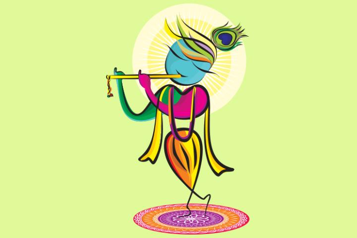 Gods clipart god krishna baby Krishna For Boy Baby Names