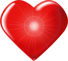 Gods clipart god loves you Heart God clipart light heart