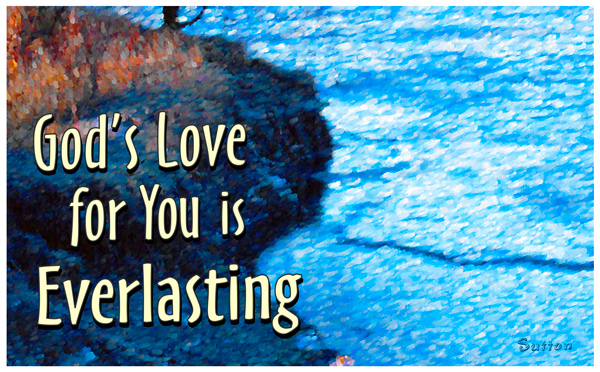Gods clipart god loves you Shopping God's Love God's Everlasting