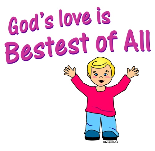 Gods clipart god's love God's love love images Pinterest