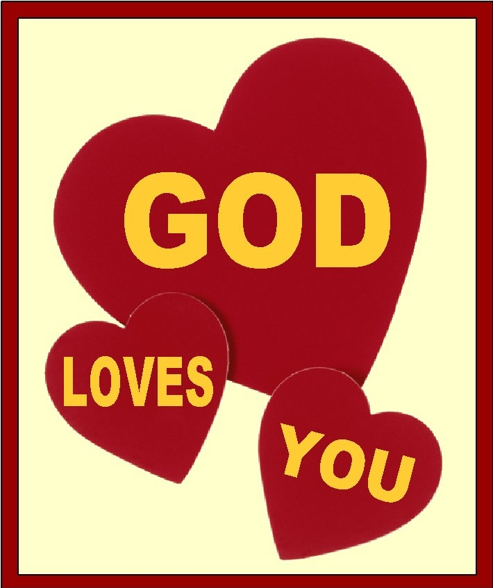 Gods clipart god's love You God Clip God
