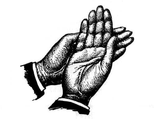 Gods clipart hand palm Clipart Hands Of tagbook More