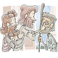 Gods clipart healing Of lame Peter Pierre God