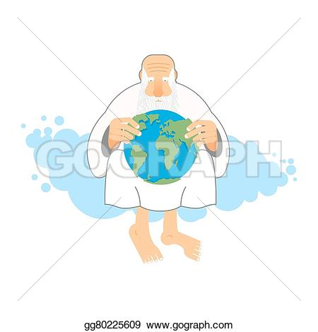 Gods clipart heaven clipart Heaven old in holds creator
