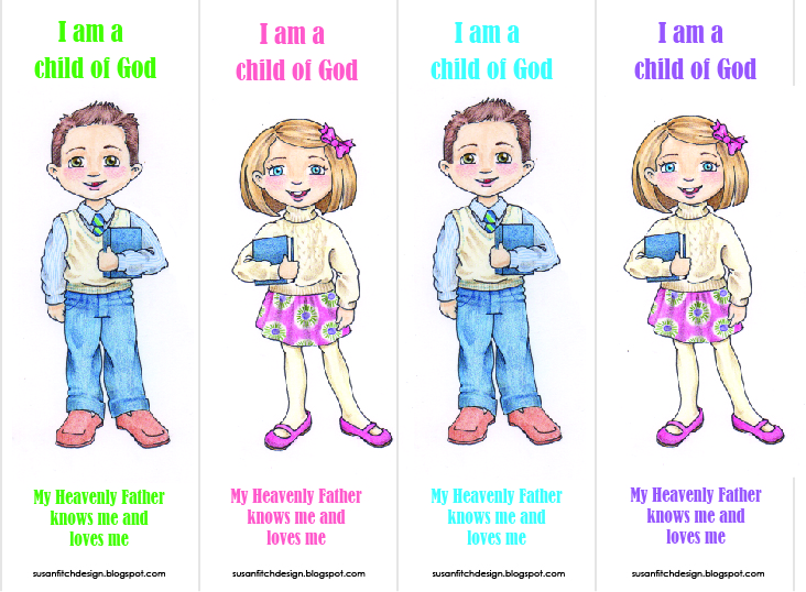 Gods clipart heavenly father Am a theme of says