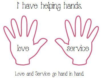 Gods clipart helping hand Love 25+ Service Helping Best