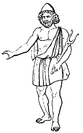 Gods clipart hephaestus Png Greek collections Png myth
